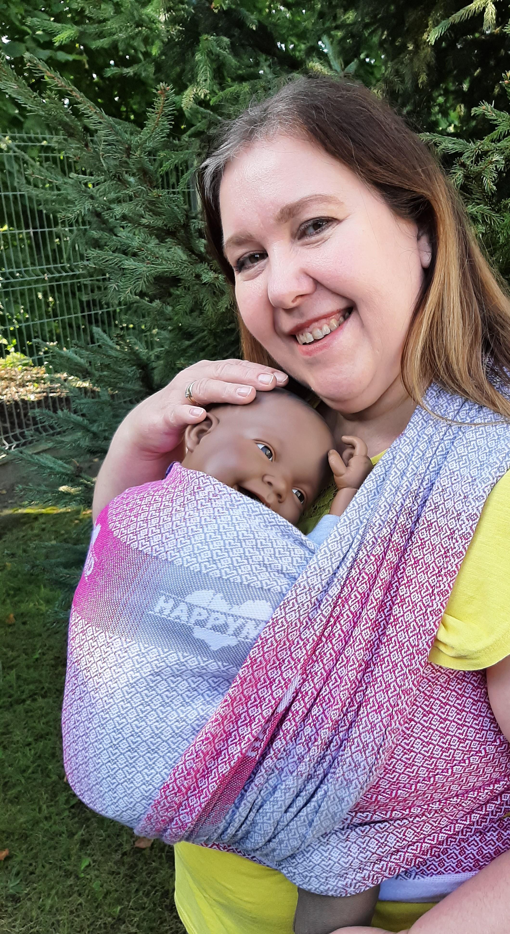 Doradca Noszenia Dzieci w Chustach i Nosidłach Miękkich